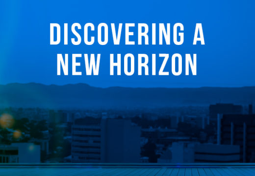Discovering a new horizon